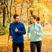 Rennt raus in den Regen! Tipps für Sport im Herbst
